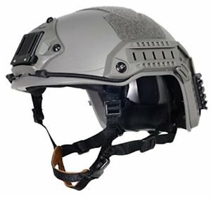 OSdream Adjustable OPS-CORE FAST Helmet ABS For Airsoft Paintball Base Jump ...