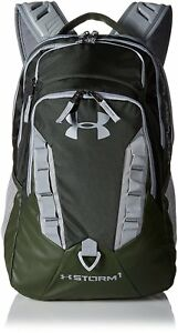 Under Armour Storm Recruit Backpack Combat GreenSteel One Size