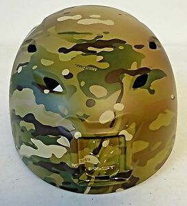 Ops-Core Fast Bump Helmet Size LargeXLarge Multicam With Cerakote
