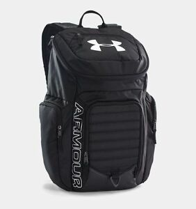 Under Armour Undeniable II Backpack BlackSilver NWT