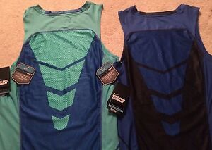 Nike Dri Fit Max Pro Combat Hypercool Fitted Performance Training Tank shirt men