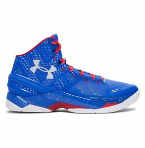 New Men's Under Armour Curry 2 SC30 Basketball Shoe 1259007 401 $79.99