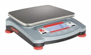 Digital Compact Bench Scale 6.4 lb. Capacity OHAUS NVT32011