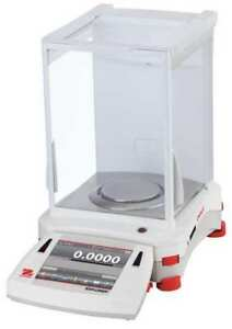 Digital Compact Bench Scale 120g Capacity OHAUS EX124NAD