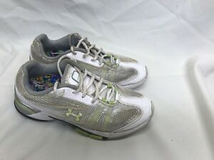 Women's Under Armour Foot-Sleeve Running Walking Training Shoes  Size 8.5