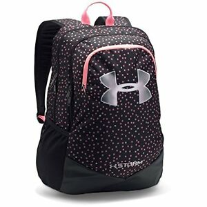 Under Armour Boys Storm Scrimmage Backpack- Black One- Size New