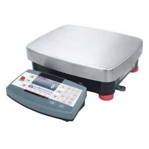 OHAUS R71MHD35 Compact Bench Scale35kg70 lb.Digital G0292288