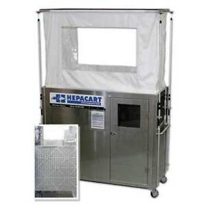 HEPACART HC74U-H Ceiling Cavity Dust Cntnmnt Unit 2 Prsn