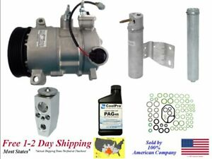 New AC AC Compressor Kit For 2010-2011 Jeep Patriot  Compass