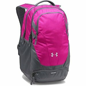 Under Armour UA Hustle 3.0 Backpack (Tropic Pink)