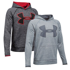 Boys Hoodie Under Armour Fleece Highligth Twist Hoodie Boys Sweatshirt NEW