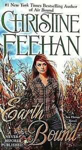A Sea Haven Novel: Earth Bound #4 by Christine Feehan-Cult Escape-Action-Love??