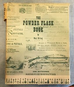 THE ESSENTIAL REFERENCE FOR POWDER FLASK COLLECTORS PLUS..