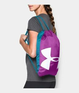 Under Armour UA Ozsee Sackpack Double-sided Sternum Clip Easy-cinch Lightweight