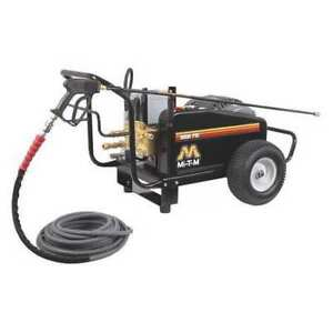 MI-T-M CW-5004-0ME3 Industrial Duty 5000 psi 4.0 gpm Cold Water Electric