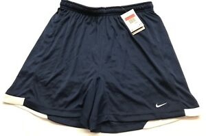 Fit-Dry Soccer Navy Blue Color Adult Short By Nike