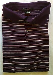 Nike Tiger Woods Collection Dri Fit Golf Shirt XXL $23.99