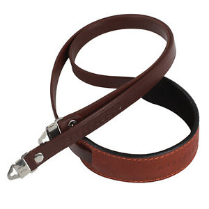 New Leather Neck Strap For Hasselblad 500cm 501cm 503cw 503cx 2000FC 1600F 203FE