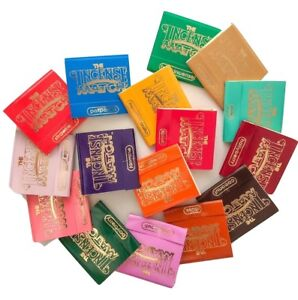 The Incense Match Assorted Set of 10 Unique Scented Matchbooks No repeats