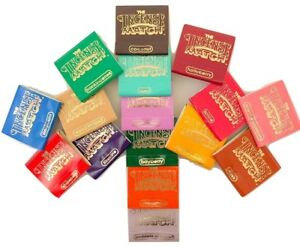 Assorted Set of 20 Incense Matches Scented Matchbooks Free Shipping $25.93