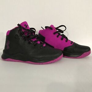 Under Armour Curry Toddler Girls Basketball Athletic Shoes Size 13