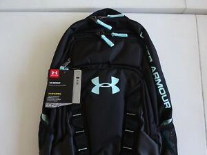 Under Armour Storm Recruit Backpack BlackBlack NWT