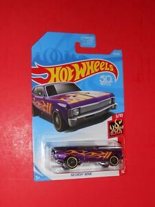 HOT WHEELS '68 CHEVY NOVA 32/365 HW FLAMES SHIPS FREE