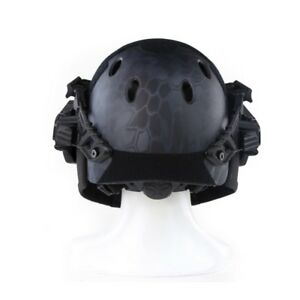 Airsoft Tactical PJ Fast Helmet Mask Goggles G4 System Protective Gear HL20