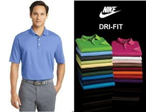 NIKE Golf TALL Dri-Fit Micro Pique Polo Casual Sports Shirt Mens 604941 LT-4XLT