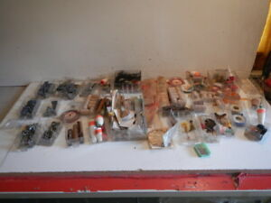 huge Lot of  vintage various Fishing Tackle
