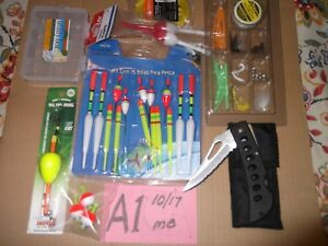 HUGE LOT FISHING TACKLE - SPECIAL OFFER(A1)