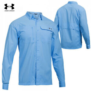 Under Armour Fish Hunter Solid Long-Sleeve Shirt