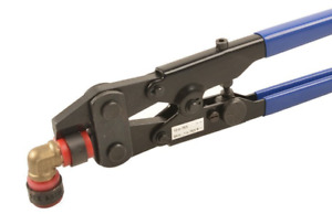 PEX Crimp Ring Removal Tool For 12-Inch34-Inch1-Inch