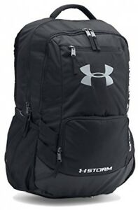 Under Armour Storm Hustle II Backpack BlackBlack One Size