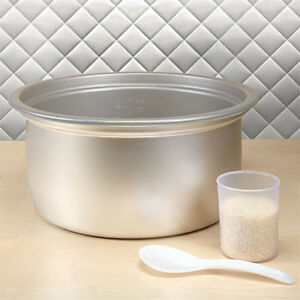 New Restaurant Aroma 60-Cup Commercial Stainless Steel Lid Durable Rice Cooker