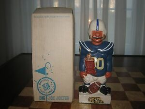 Rare 1960's Baltimore Colts 10