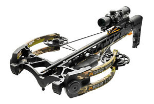 New 2018 Mission Crossbows SUB-1 Under Armour Forest Camo with Pro Package XK032