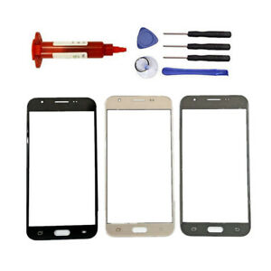 Front Outer Screen Glass Lens For Samsung Galaxy J7 2017 J727 J727A J727P J727T