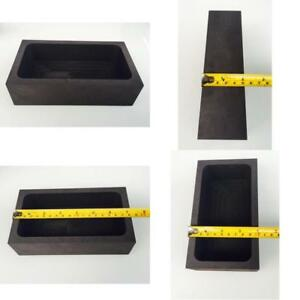 Casting Molds Otoolworld Gold Silver Graphite Ingot Mould Crucible For Melting