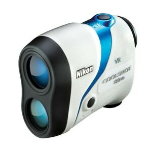 New 2018 Nikon CoolShot 80 VR (Vibration Reduction) Golf Laser Rangefinder 16206