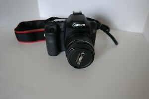 Canon EOS 50D 15.1 MP DSLR Camera  w EF-S IS 18-55 mm Lens  #4285 shutter ct.