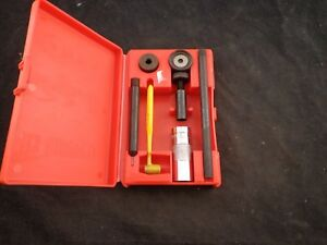 LEE LOADER .465 DIAMETER 45 BIG BORE HAND RELOADING TOOL W BOX FOR PARTS ONLY
