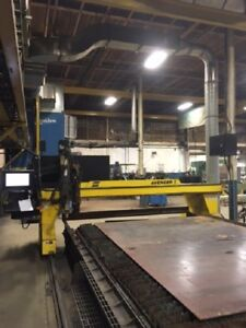 ESAB PRECISION PLAMSA  OXY CUTTING SYSTEM   NEW 2004  100% RECONDITIONED 2014