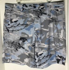 NWT Men's Under Armour Ridge Reaper Hydro Shorts Fishing Golf