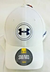 Under Armour Boys' Golf Official Tour Cap Size SMMD *New*