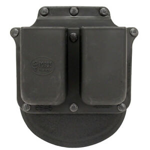 NEW! Fobus Holster - Double Magazine Pouch, Paddle, Glock 10/45 6945GNDP