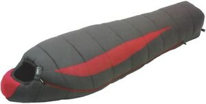 86 x 34 Inch Unisex -40 Degree Mummy Style Sleeping Bag Backpacking Camping Gear