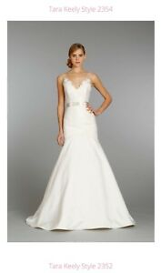 Tara keely By Lazaro Wedding Dress 2352