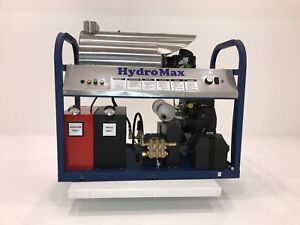 HotCold Water Pressure Washer 5gpm4000psi-new