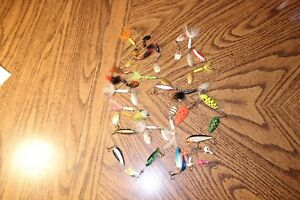 30 Mixed Fishing lures